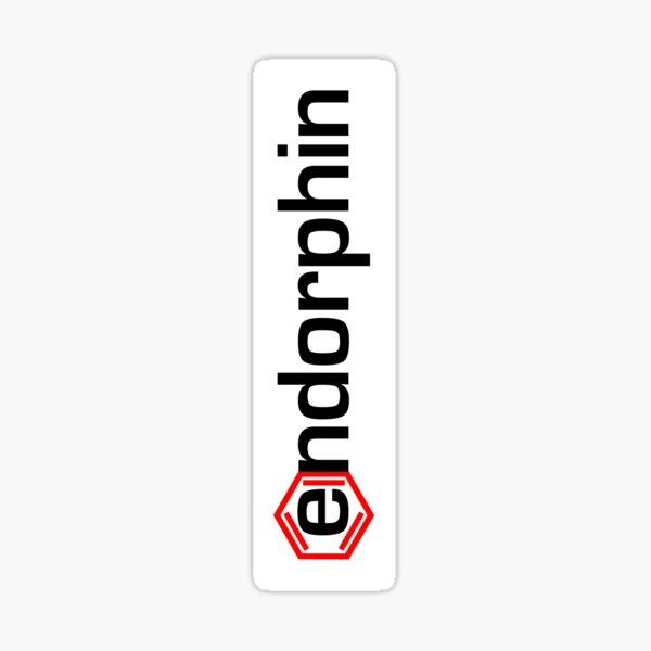 Endorphin logo Sticker