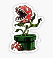 1up or nut up Sticker