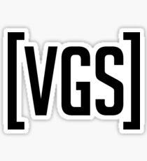 VGS (Shazbot) Sticker