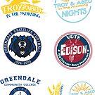 Community Sticker Pack by johnbjwilson