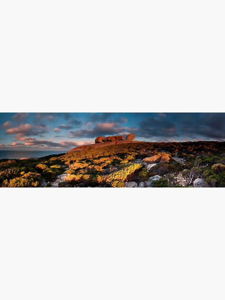 Remarkable Rocks Pano by damienlee