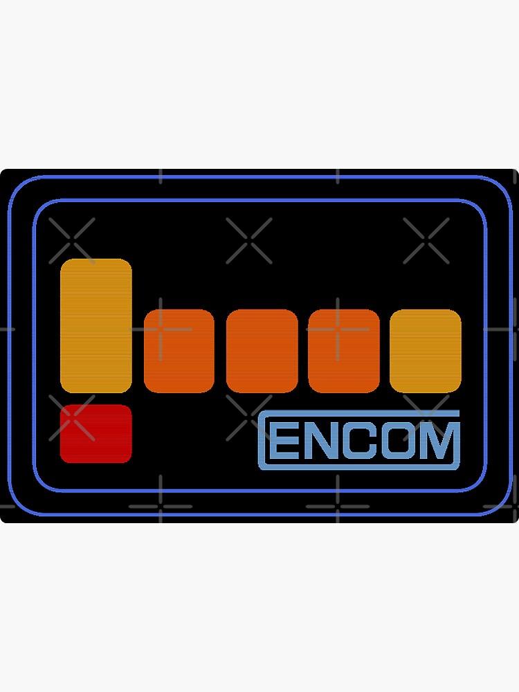 Encom Sticker by AngryMongo