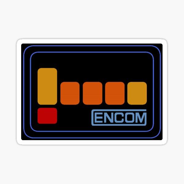 Encom Sticker Sticker