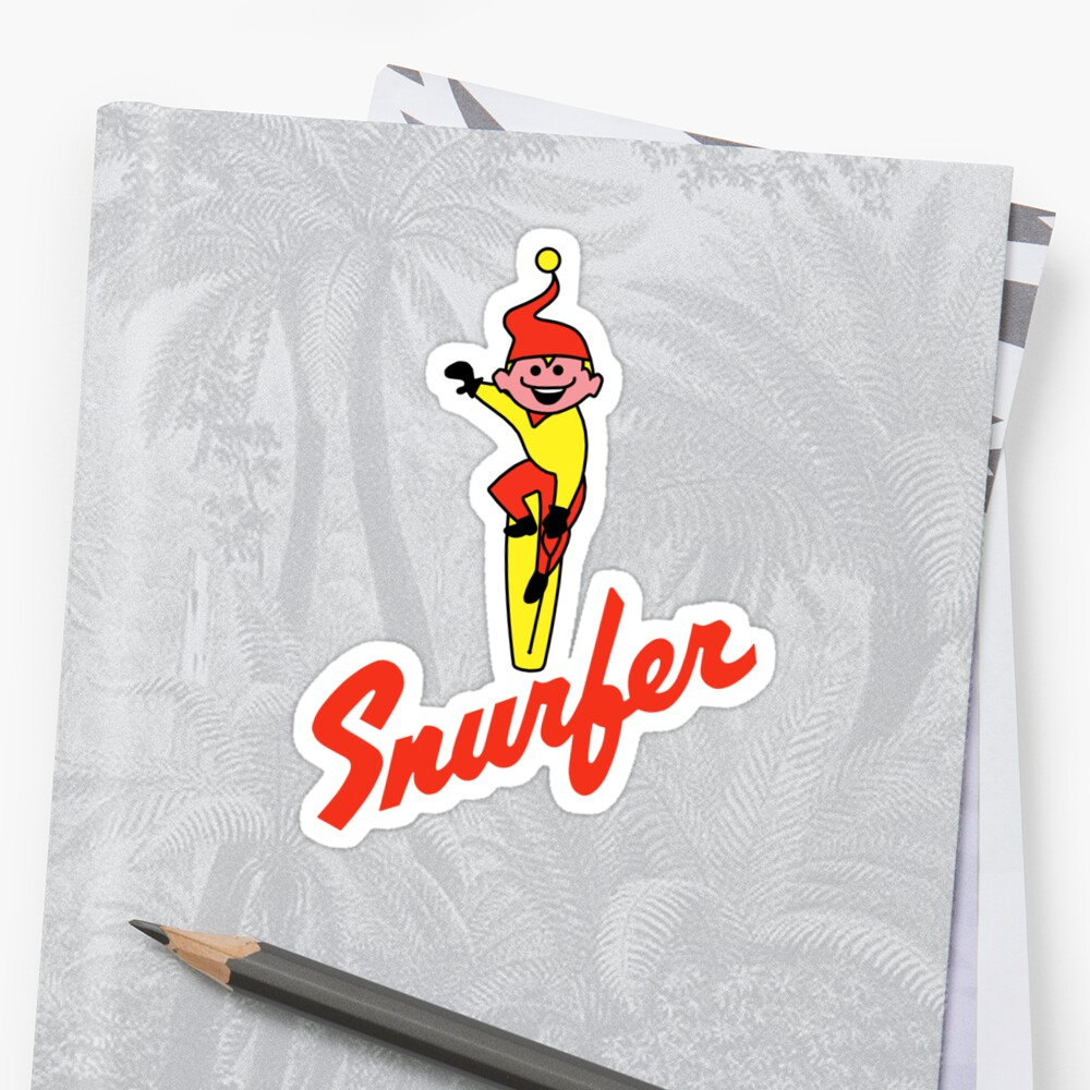 Snurfer Logo Full by illicitsnow