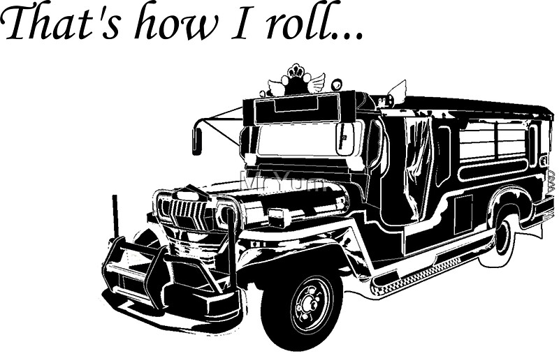 Jeepney clipart