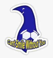 Can't Smile Without You Sticker Sticker