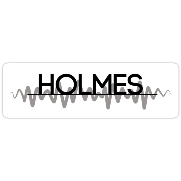 Holmes Rhythm - Sticker by MCXI