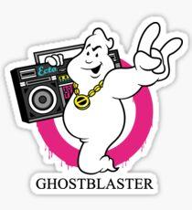 Ghostblaster Sticker Sticker