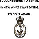 I served, I am Proud, Royal Australian Navy by NemesisGear
