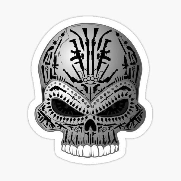 """""""Dia De Los Muertos"""" Sticker"""