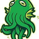 Call of Kerthulhu - STICKER by WinterArtwork