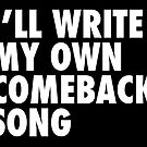 Comeback Song (Sticker) by maclac