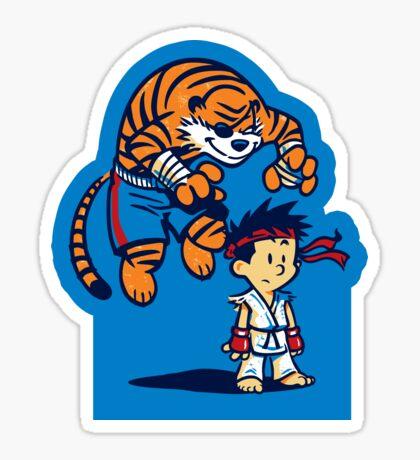 Tiger! - STICKER Sticker