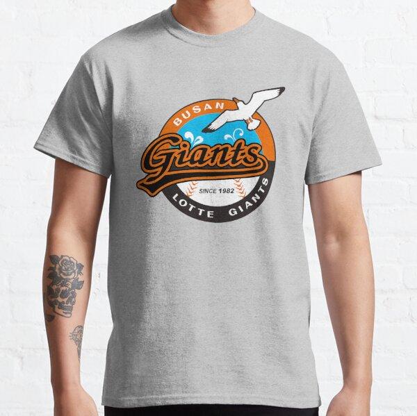Lotte Giants Busan KBO Logo Classic T-Shirt
