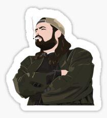 Silent Bob Sticker