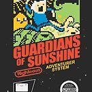 Guardians of Sunshine by Caddywompus