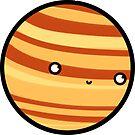 Venus - Sticker by Sarah Crosby
