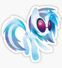 DJ Pon-3 Sticker