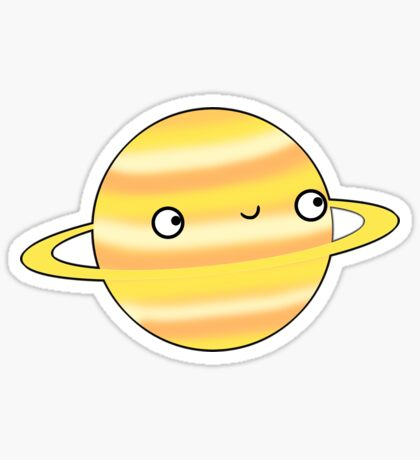 Saturn - Sticker Sticker