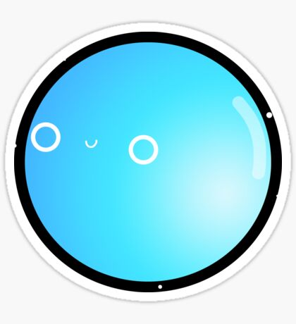 Uranus - Sticker Sticker