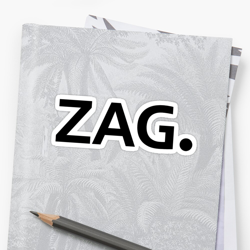 ZAG. by ginamitch