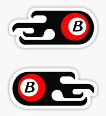 Burner - Mutt Sticker