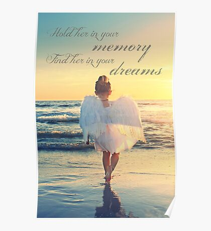 Hold Her In Your Memory Poster