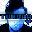Tundra FACE Sticker by Shirts For Cool People
