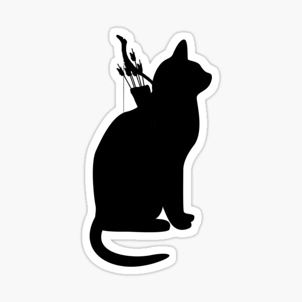 My Cats Better Than your's Sticker