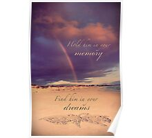 Hold Him In Your Memory Poster