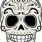 TRIBAL ~ Skull by hmx23