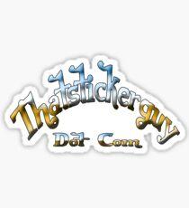 thatstickerguy dot com Sticker