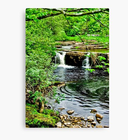 River Swale - Keld Canvas Print
