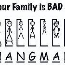 Stick Family Hangman by MTKlima