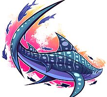 WHALE SHARK by psurg
