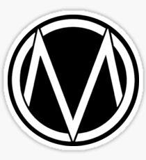 The Maine - Just Sticker Sticker