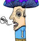 Mushroom boy by ogfx