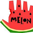 Slash 'n' Grab - Melon (goofy) by illicitsnow