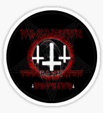 Nazarene, You Have Won Nothing Sticker