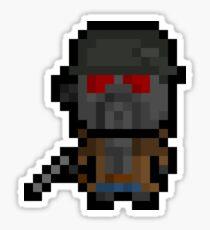 Pixel NCR Veteran Ranger Sticker Sticker