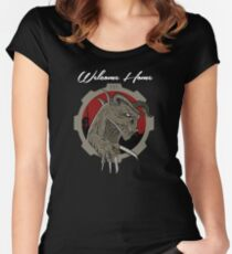 Deathclaw Women's Fitted Scoop T-Shirt