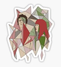 Some Doctor Who I Used To Know Sticker Sticker
