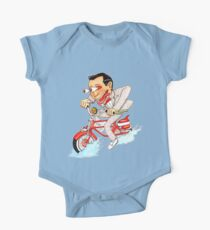 Pee Wee Fink One Piece - Short Sleeve