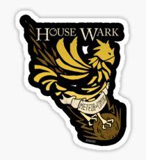 House Wark (Sticker) Sticker