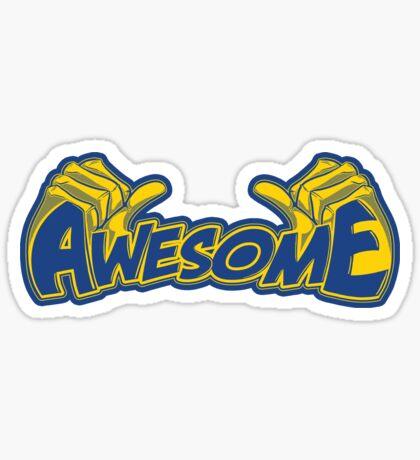 I'm Awesome - Sticker Sticker