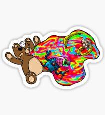Teddy Sticker