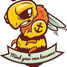 Mind your own Beeswax! by cronobreaker
