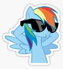 Swagger Dash  Sticker