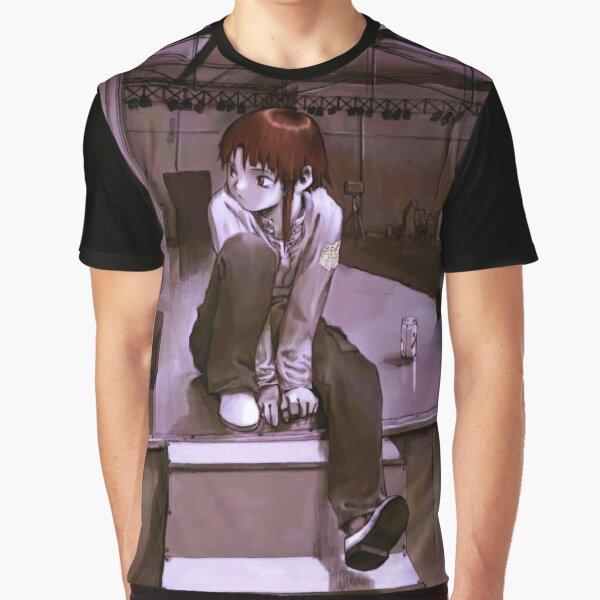 Slacker Lain Graphic T-Shirt