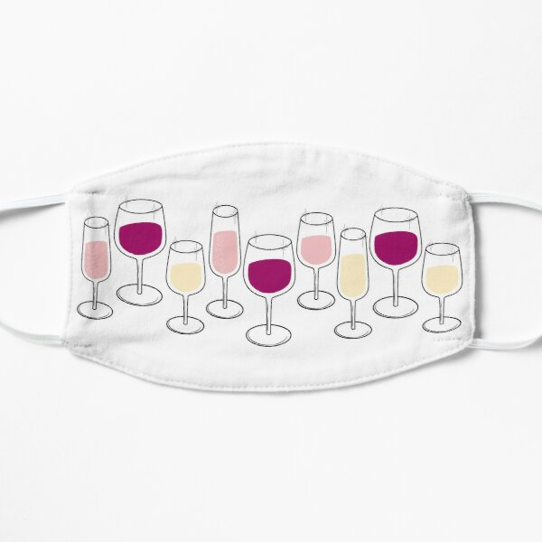 Wine Time Mask